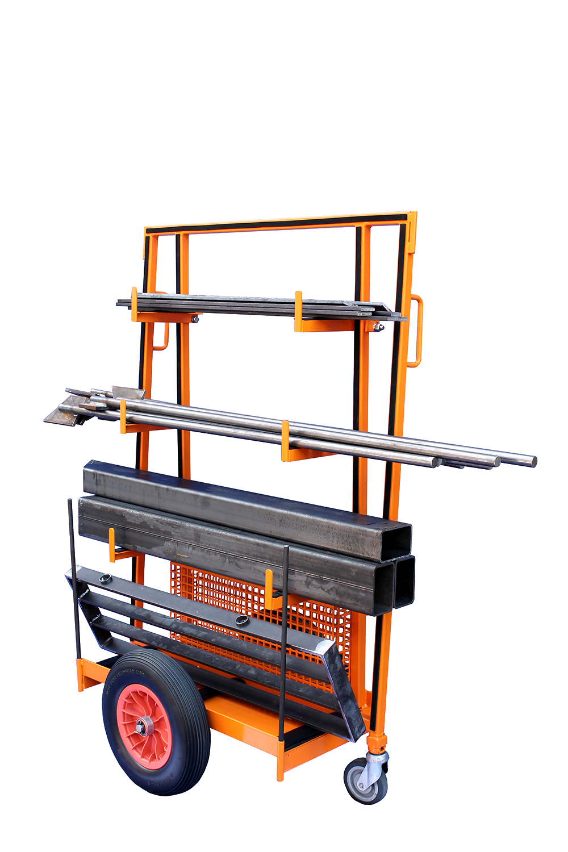 Transportwagen Langmaterial