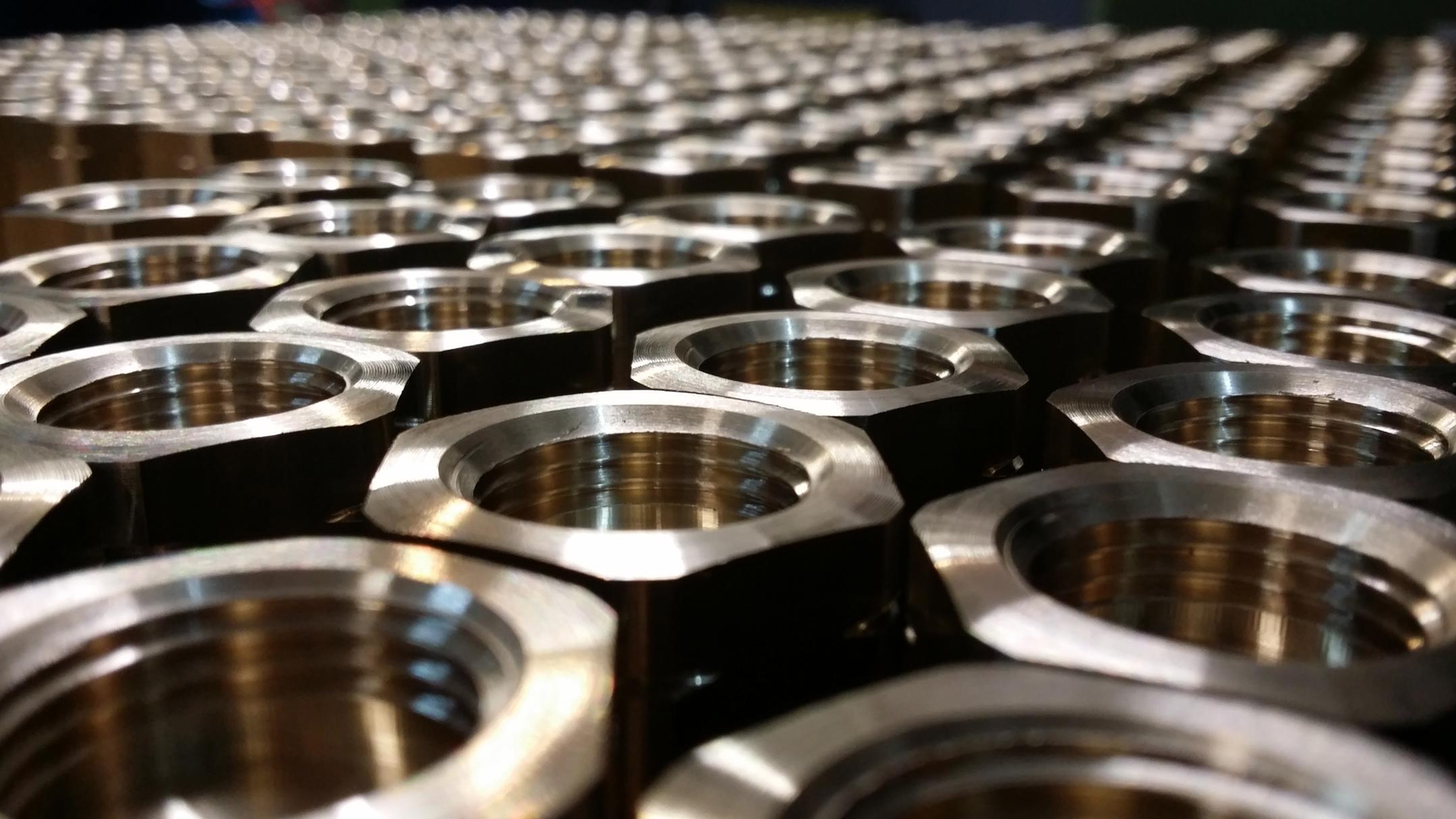 Serienfertigung Metallbau Arens